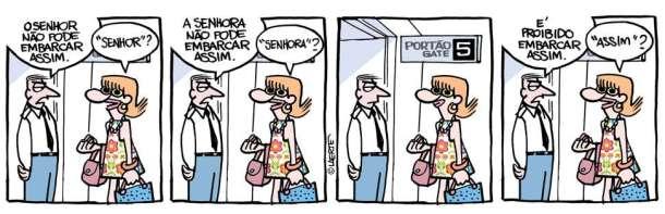 Muriel/Hugo é um personagem do cartunista Laerte
