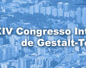 XIV Congresso Internacional de Gestalt-Terapia. dias 28 e 29.MAI.2015.